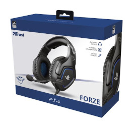 Cuffie Gaming Gaming Headset GXT 488 Forze PS4 Nero