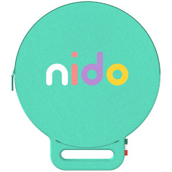 NIDO - Dispositivo anti-abbandono Turchese