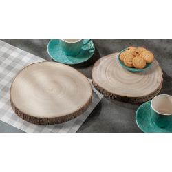 Regalo Italiano - Tagliere in legno 22.5 cm