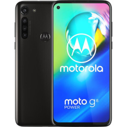 Smartphone Motorola - Moto G8 Power Smoke Black 64 GB Dual Sim Fotocamera 16 MP