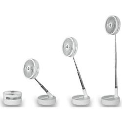 Ventilatore Macom - ENJOY & RELAX Cordless con Batteria ricaricabile