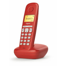 Telefono fisso Gigaset - A170 Rosso