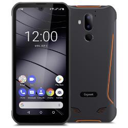 Smartphone Gigaset - GX290 Black, Titanium Grey 32 GB Single Sim Fotocamera 13 MP