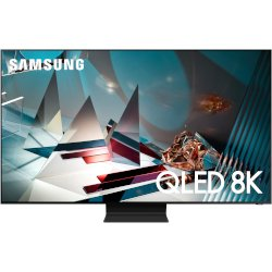 "TV QLED Samsung - QE65Q800TAT 65 "" 8K Smart HDR Tizen"