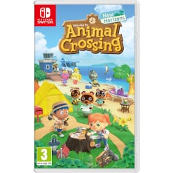 Videogioco Animal Crossing New Horizons per Switch