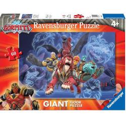 Puzzle Ravensburger - Gormiti B Giant Puzzle 03012