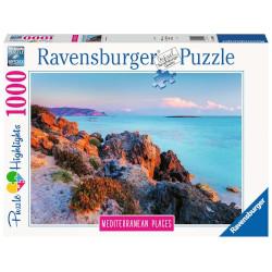 Puzzle Ravensburger - Mediterranean Greece 14980