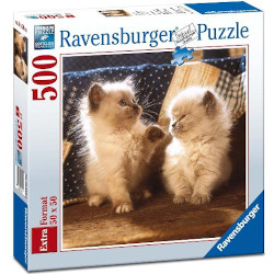 Puzzle Ravensburger - Persiani Himalayani 15220