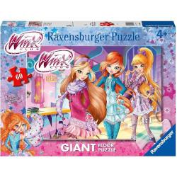 Puzzle Ravensburger - Winx Giant Puzzle 03049