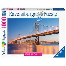 Puzzle Ravensburger - San Francisco 14083