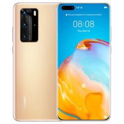 Image of Smartphone P40 Pro 5G Gold 256 GB Dual Sim Fotocamera 50 MP