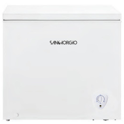 Congelatore SANGIORGIO - San giorgio - congelatore orizzontale - libera installazione - bianco sp20swn