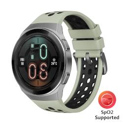 Smartwatch Huawei - Watch gt 2e - acciaio inox - smartwatch con cinturino - verde menta 55025279