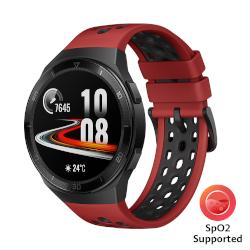 Smartwatch Huawei - Watch gt 2e - acciaio inox nero - smartwatch con cinturino - rosso lava 55025280
