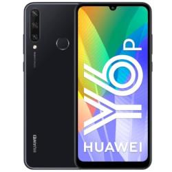 Smartphone Huawei - Y6P Black 64 GB Dual Sim Fotocamera 13 MP