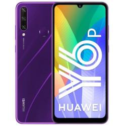 Smartphone Huawei - Y6P Violet 64 GB Dual Sim Fotocamera 13 MP