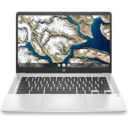 Notebook HP - Chromebook x360 14b-ca0007nl 14'' Celeron RAM 4GB eMMC 64GB 1C4E9EAABZ