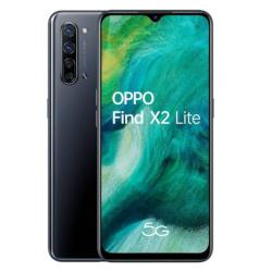 Smartphone OPPO - Find X2 Lite Moonlight Black 128 GB Single Sim Fotocamera 48 MP