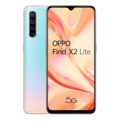 Smartphone OPPO - Find X2 Lite Pearl White 128 GB Dual Sim Fotocamera 48 MP