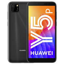 Smartphone Huawei - Y5P Midnight Black 32 GB Dual Sim Fotocamera 8 MP
