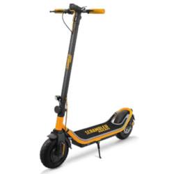 Monopattino elettrico DUCATI - City Cross-E - Velocità max 25 km/h - Autonomia 45Km - Nero e giallo
