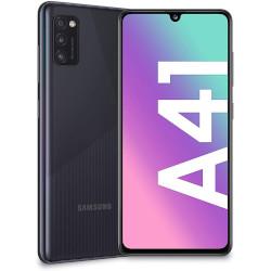 Smartphone Samsung - Galaxy A41 Prism Crush Black 64 GB Dual Sim Fotocamera 48 MP