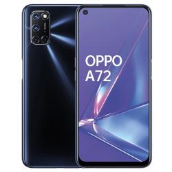 Smartphone OPPO - A72 Nero 128 GB Dual Sim Fotocamera 48 MP