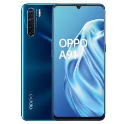 Smartphone A91 Blazing Blue 128 GB Dual Sim Fotocamera 48 MP