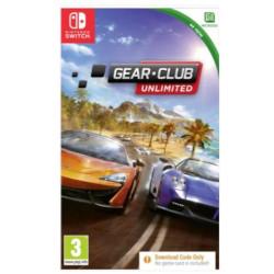 Videogioco Gear Club Unlimited Switch