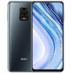 Image of Smartphone Redmi Note 9 Pro Interstellar Grey 128 GB Dual Sim Fotocamera 64 MP