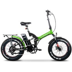 Bicicletta Argento Bike - Bi Max-S 25 Km/h 250 W Autonomia 80 Km
