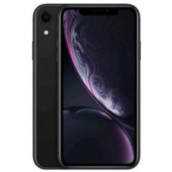 Smartphone Apple - Apple iPhone XR Black 256 GB Dual Sim Fotocamera 12 MP