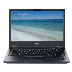 "Notebook Fujitsu - Lifebook e5510 - 15.6"" - core i5 10210u - 8 gb ram - 256 gb ssd vfy:e5510mc5gmit"