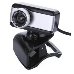 Webcam Nilox - HD con microfono 480P/30FPS - 1.8 MT USB