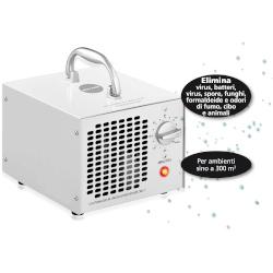 Ozonizzatore Macom - Enjoy & Relax 880 Ozonair per ambienti fino a 100 m2