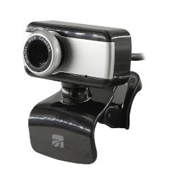 Webcam Xtreme - 33857 640x480 Pixel 2MP 30 fps Grigio-Nero