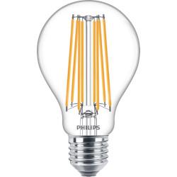 Lampadina LED Philips - Goccia Filament 17W Luce calda 2700°K E27