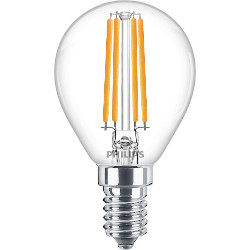 Lampadina LED Philips - Luca Fredda 4000°K 6,5W E14