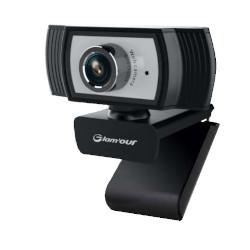 Webcam GLAMOUR - A229 1920x1080 Pixel 2 MP Full HD USB 2.0 Nero