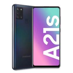 Smartphone Samsung - Galaxy A21s Nero 32 GB Dual Sim Fotocamera 48 MP