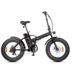 Bicicletta elettrica Smartway - M1-RCS2-K Monster Bike Motore 250W Ruote 20'' Nera