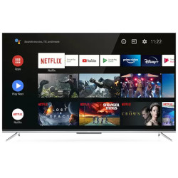 """TV LED TCL - 43P715 43 """" Ultra HD 4K Smart HDR Android TV"""