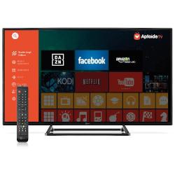 "TV LED Telesystem - SMART40 SC10 DVB-T2/S2 HEVC 10 bit 40 "" Full HD Smart Android"