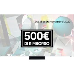 "TV QLED Samsung - QE65Q950TST 65 "" 8K Smart HDR Flat"