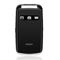Telefono cellulare Brondi - Amico favoloso - nero - gsm - cellulare 10277000