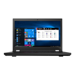 "Workstation Lenovo - Thinkpad p15 gen 1 - 15.6"" - xeon w-10855m - vpro - 32 gb ram 20st001kix"
