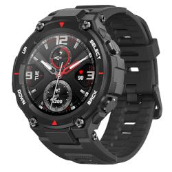 Smartwatch Xiaomi - T-Rex GPS Rock Black con cinturino nero