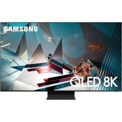 "TV QLED Samsung - QE82Q800TAT 82 "" 8K Smart HDR Tizen"