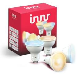 Faretto LED Innr Lighting - RS229-4 Smart Spot Comfort Single Lens 4 pack