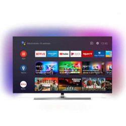 """TV OLED Philips - 55OLED855 Ambilight 55 """" Ultra HD 4K Smart HDR Android TV"""